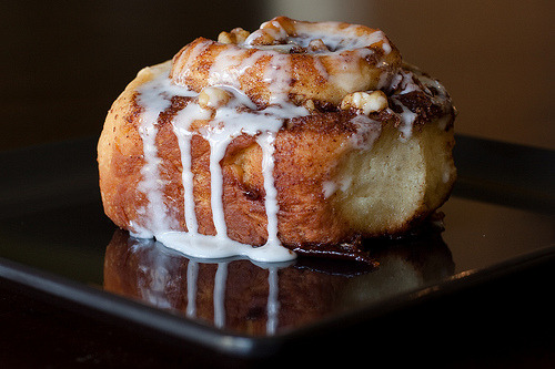 sticky buns easily seduce me…