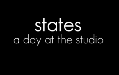 "Just posted a new ""Day in the Life"" VIDEO from the  studio! http://fb.me/Aar66BzHard work & dance lessons from us in @Statesmusic Retweet!"