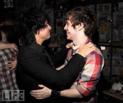 "billie- ""john i just want you to know that i love you"" john- ""im sorry billie, but its just Too Much Too Soon"""