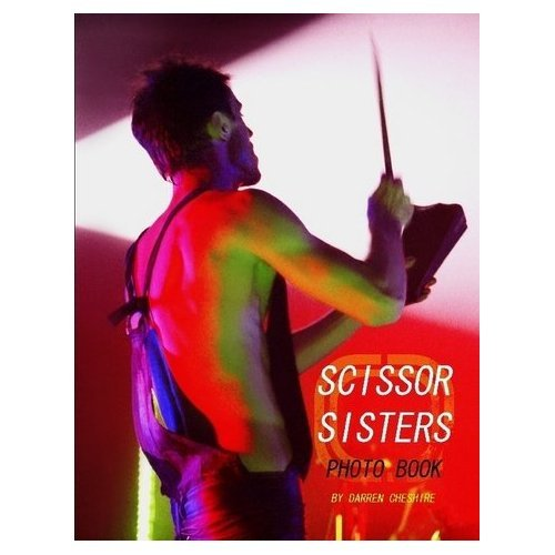 Darren's Scissor Sisters Photo Book is now on sale at Amazon book store: http://www.amazon.com/SCISSOR-SISTERS-LIMITED-PHOTO-BOOK/dp/B004J2V3I8