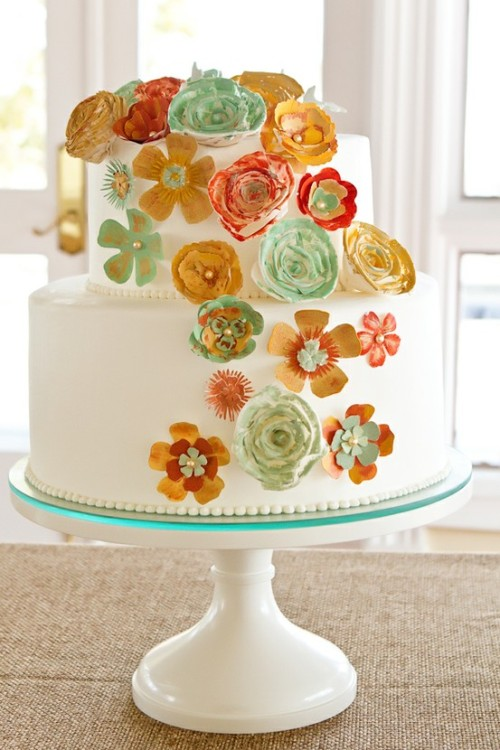 yourbigday:  perfection in the form of a cake.