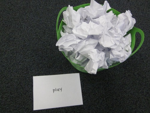 Sight Word Snowball Fight from Beg Borrow Steal