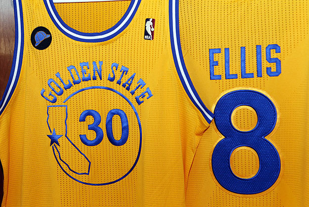 These jerseys are really nice. Can the Warriors just continue to wear these for the rest of the season?