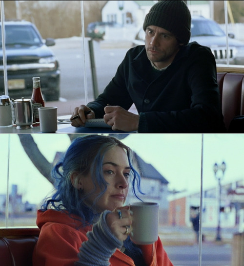Eternal sunshine of the spotless mind - Coffee toast