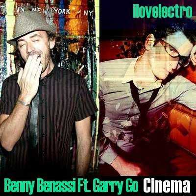 Benny Benassi - Cinema (feat. Garry Go) (Radio Edit) [www.clubmuzon.com]