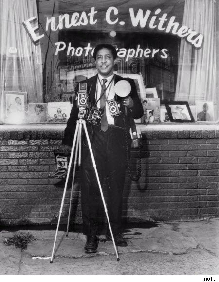 theblackhipsters:  Withers (August 7, 1922 – October 15, 2007) was an African American freelance photographer famous for his black and white images of the segregated South in the 1950s and 60s, Negro league baseball, and the Memphis blues scene.His images captured America for nearly 60 years, preserving the good and the bad, in particular, racism.  -The Black Hipsters-