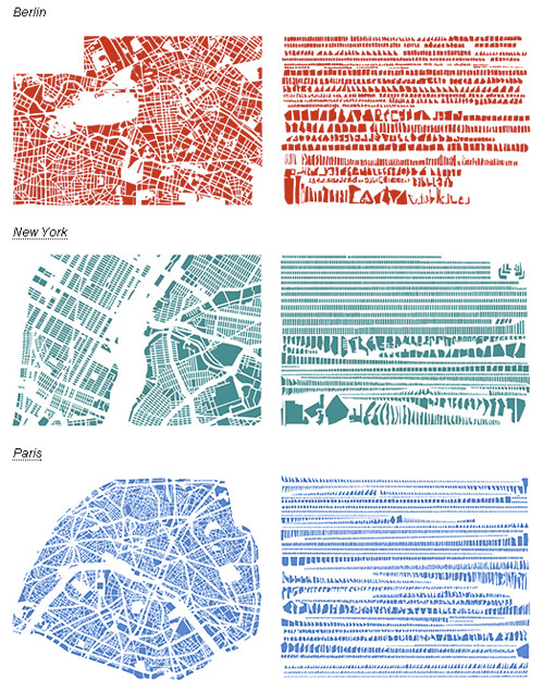 thingsorganizedneatly:  CMYBacon: Reorganized Cities