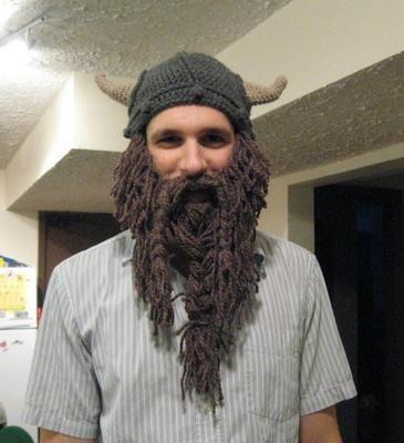 Viking Beard Helmut mattchew03:  I want one of these. Now. [Reddit]