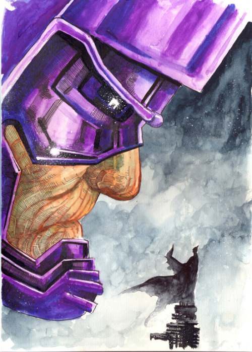 Batman vs. Galactus