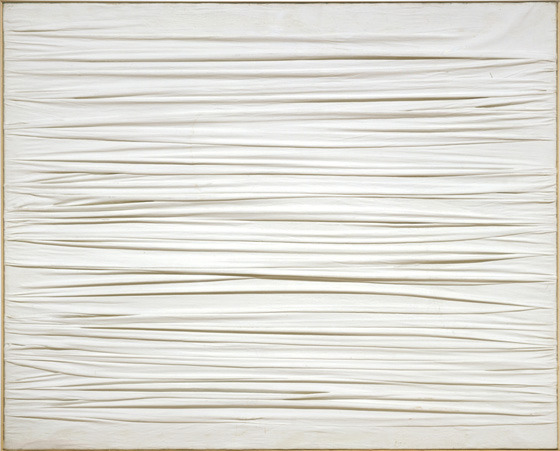 Piero ManzoniAchrome1958-1959Photo by Rob McKeever