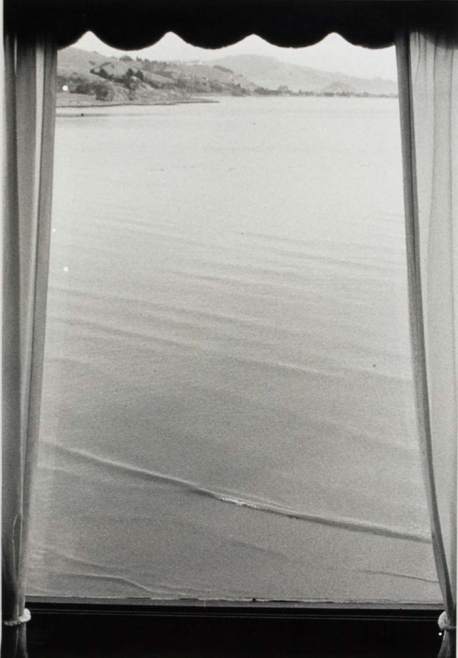 Untitled (window and water)   Grayson Mathews