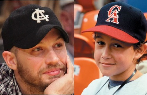 Tom's hat can't be the old California Angels, but despite research i can't find the logo is IS for. So fuck it. I am curious what it is if anyone knows.