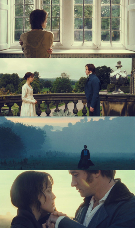 Pride & Prejudice, 2005 (dir. Joe Wright)By ccconfidential