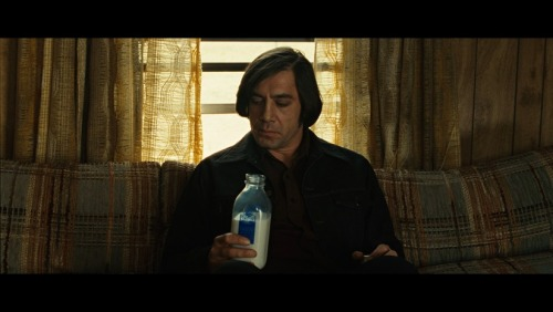 No country for old men - milk