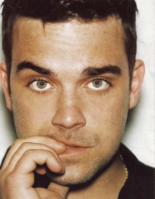 hellyeahrobbiewilliams:  perfectiongonewrong:  My mother and I share a crush on this man.