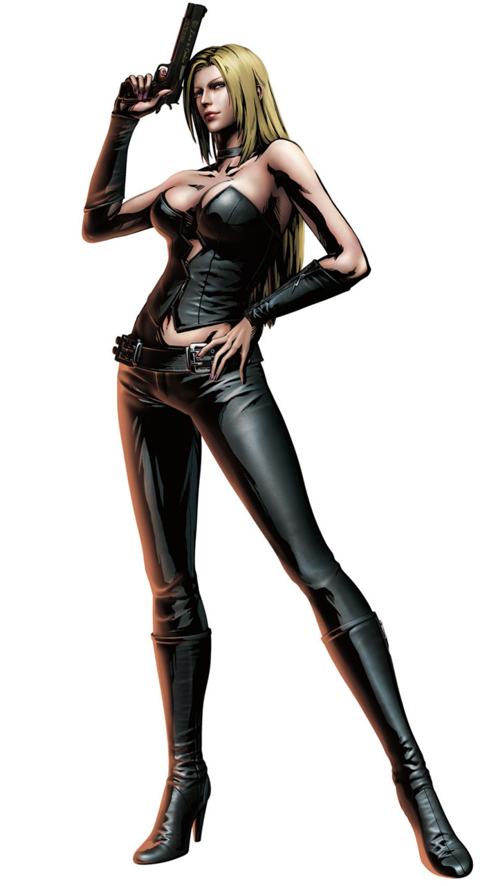 Trish Marvel Vs Capcom 3 Fate of Two Worlds