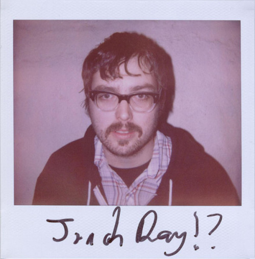 Jonah Ray - Because he's a funny comedian, is great on The Nerdist podcast, and just started following this tumblr (here's his). I also haven't even posted this shot from SF Sketchfest on my main portroids.com site yet.