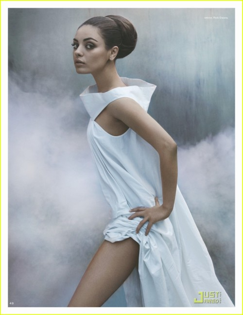 Mila Kunis Covers 'L.A. Times' Magazine February 2011