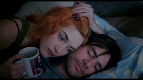 Eternal sunshine of the spotless mind - coffee