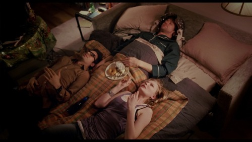 Eternal sunshine of the spotless mind - doughnut and cake