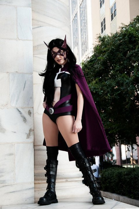 Huntress Cosplay by allicia1 on Deviantart.