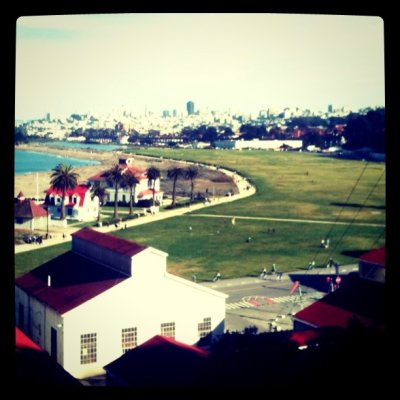 Taken with Instagram at Crissy Field
