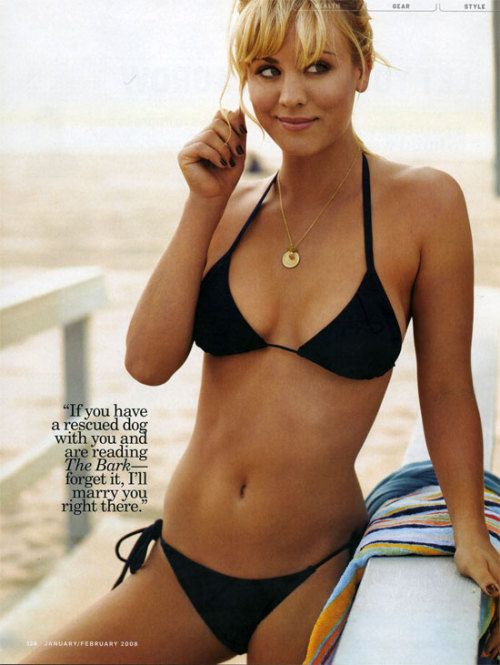 Kaley Cuoco / 5'7 / approx. 120-130lbs / 18.8-20.4BMI / Normal Weight