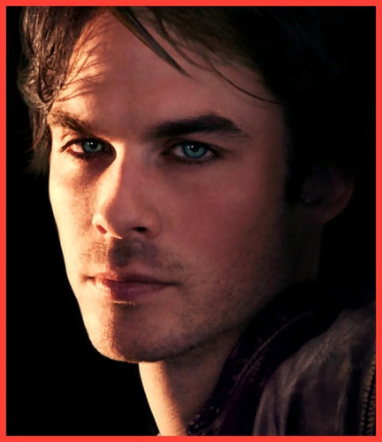 I desperately want him to be mine. He's the sexiest vampire ever. <3