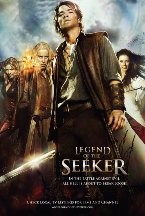Legend of The Seeker Season2 Offical Poster High Res~