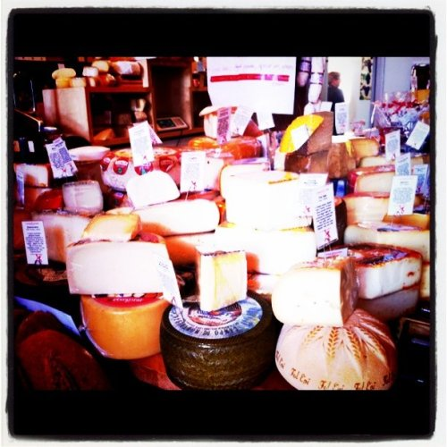 Say Cheese (Taken with Instagram at The Cheese Store of Silverlake)