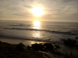 San Diego sunset :D