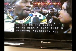 -Greg Jennings @Super Bowl XLV
