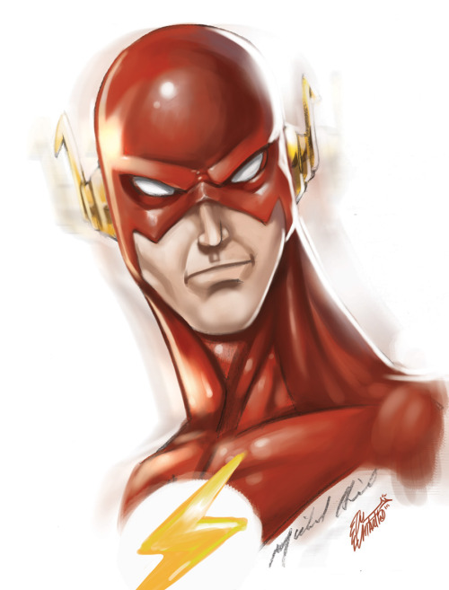 mikeballan: Flash