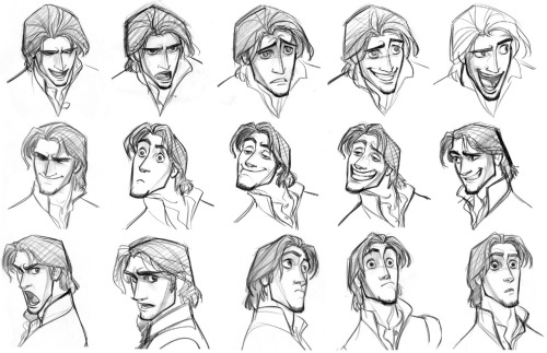 animateddisney:  Glen Keane