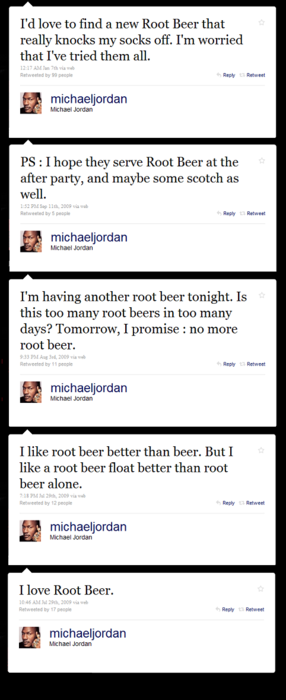 sirgoodtoaster:  I'd love to find a new Root Beer that really knocks my socks off.  This is great.