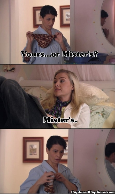 capturedcaptions:  Arrested Development - Yours…or Mister's? - The Immaculate Election - S2E14 - 2:32 Follow Captured Captions on Facebook