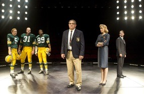 Vince Lombardi, the namesake for the Super Bowl trophy, is also the subject of a recent Broadway play. Art Beat talks to 'Lombardi' playwright Eric Simonson about adapting the iconic football figure for the stage.