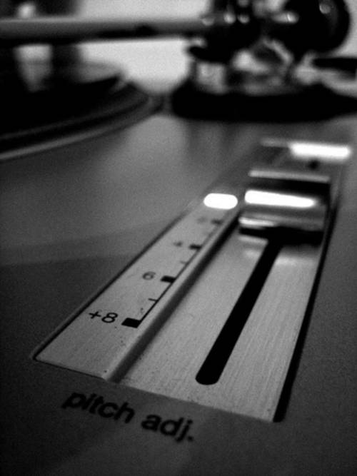 Turntables Makes My World Go Round. Time to get started on this mix.