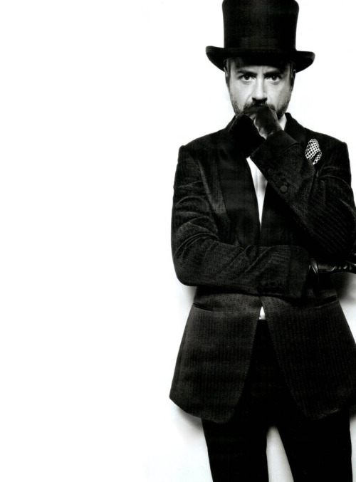 coolchicstyletodressitalian:  Robert Downey, Jr.