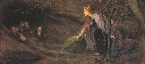 Henry Meynell Rheam - Once Upon a Time