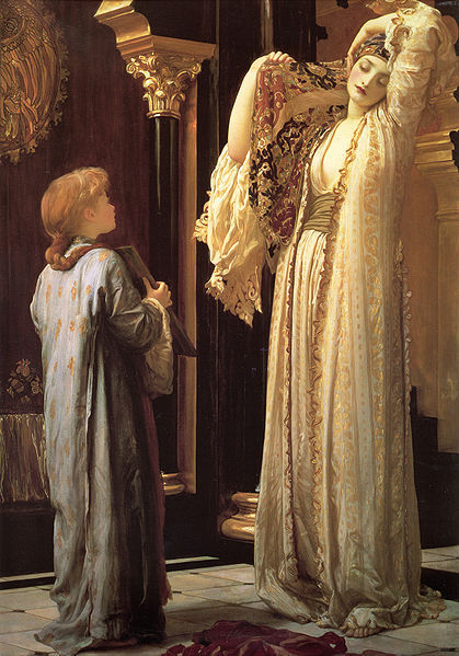 Frederic Leighton - Light of the Harem