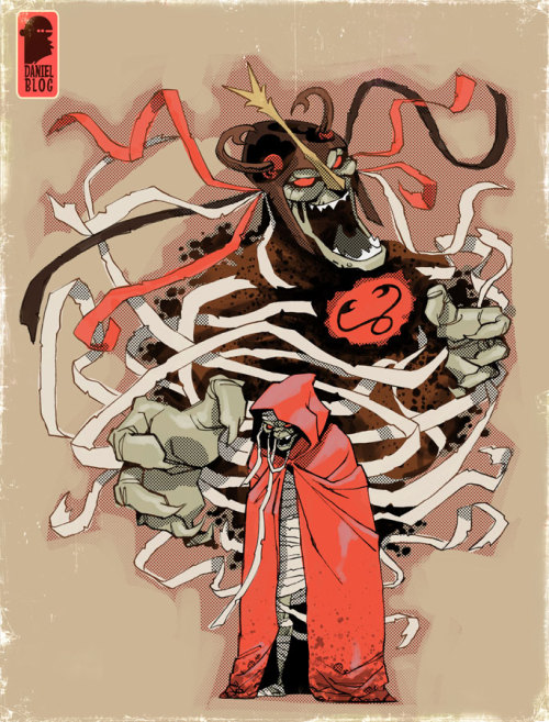 dr-killjoy:  Mumm Ra