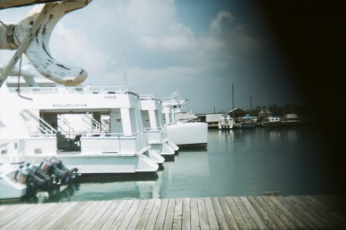 Harbor.  Belize 2010.