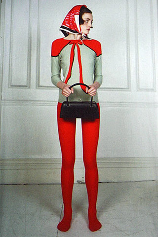 Red Riding Hood!  FFFFOUND! | runwaym: Antoni & Alison Ready-to-Wear Fall 2009
