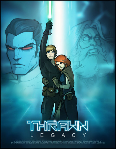 dbsw:  Thrawn Legacy // by grantgoboom  You remember this one, right?
