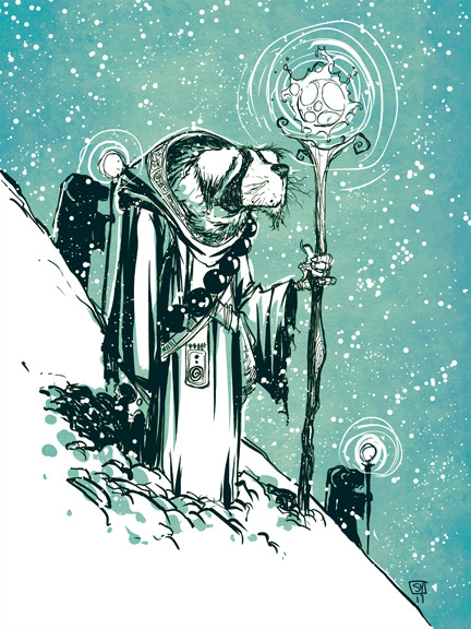 SkottieYoung.com: The Great Saints of the North