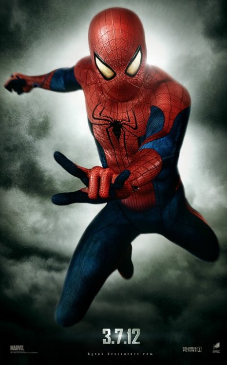 Spiderman (Fan Made Poster)