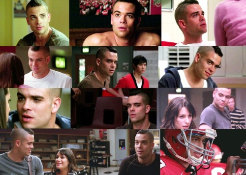 lastconfessions:   Some of the many ways Noah Puckerman has looked at Rachel Berry