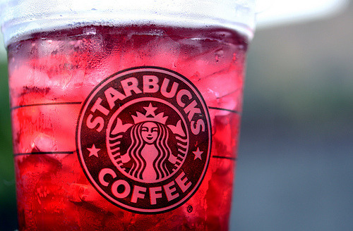 Starbucks Order — Grande Light Ice Sweetened Passion Fruit Tea...