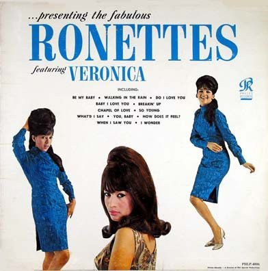 The Ronettes, Presenting The Fabulous Ronettes - Feat. Veronica